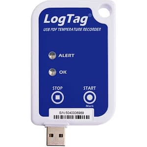 LogTag with built-in USB