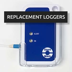 Replacement Temperature Logger for Medisafe Vaccine Fridge